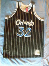 Mitchell Ness M&N Shaquille O'Neal Authentic Orlando Magic Jersey Shaq 52 NWT 2X