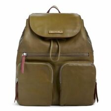 Vera Bradley Gallatin Cargo Backpack - Cactus Green