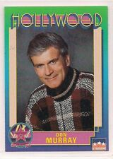 1991 Starline Hollywood Walk of Fame Don Murray