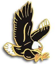 Eagle Mascot Jacket Pin, Eagle Letterman Jacket Pin