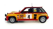 RENAULT 5 TURBO #4 TOUR DE FRANCE 1980 RAGNOTTI ANDRIE UNIVERSAL HOBBIES 1/18