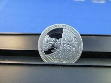 2010-S Silver Quarter GRAND CANYON Deep Cameo Mirror Proof Upper Grading Ranges