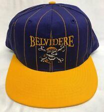 Nwot Vintage Belvidere Bucs High School Il SnapBack Hat Trucker Otto