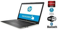 """HP 17.3"""" Touchscreen Laptop Computer 12GB 1TB AMD Turbo Core 3.1GHz up to 3.7GHz"""