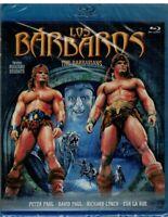 Los barbaros (Bluray Nuevo)