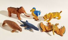Lot Of 6 Innovative Kids Prehistoric Extinct Animal Figures