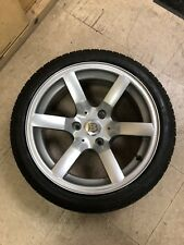 """SMART Roadster 15"""" REAR ALLOY WHEEL with TYRE 0010853V001"""