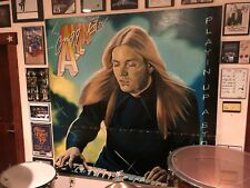 Allman Brothers Gregg Allman Band Painting from Peaches Records N Tapes Atl. Ga