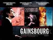 SERGE GAINSBOURG, VIE HEROIQUE Movie POSTER 30x40 UK - B Doug Jones Lucy Gordon