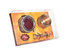 Saffron Spice 1g Miniatur+Pestle&Mortar, SAHARKH......Box,,%100 Pure, TRUST NAME