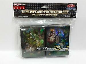 Konami Yu-Gi-Oh Duelist Card Protector Masters of the Spiritual Arts Sleeves