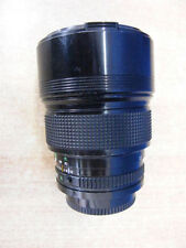 OBIETTIVO FOTOGRAFICO CANON FD 135 mm 1:2