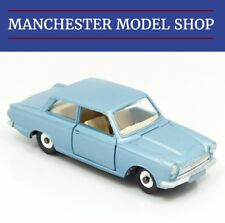 Dinky Toys 139 Ford Cortina metallic light blue cream interior UNBOXED ORIGINAL