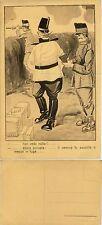Cappadonia Giuseppe, satiriche I guerra mond. nuova, ...non vedo nulla