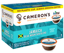 Cameron's Specialty Coffee Jamaica Blue Mountain Blend Single Serve Pods