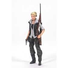 "MCFARLANE TOYS THE WALKING DEAD AMC SERIES 4 ANDREA 5"" FIGURE VEST RIFLE PISTOL"