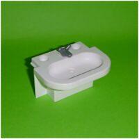 Playmobil - Waschbecken für Hohlwand System X - weiß - aus Krankenhaus 4404