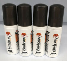 4 x Ibiza Honey DARK 50ml - Travel Size Instant Self-Tanning Mousse