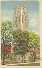 ag(A) Baird Carillo, Burton Memorial Tower, Ann Arbor, Michigan