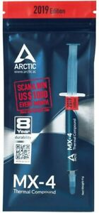 Arctic MX-4 Carbon Based Thermal Paste 4g, Brand new in Retail packaging