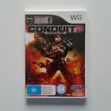 Conduit 2 Limited Edition Nintendo Wii PAL - Aus Stock