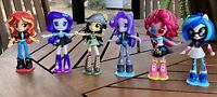 MY LITTLE PONY EQUESTRIA GIRLS MINIS MOVIE COLLECTION PINKIE PIE SHIMMER HATS