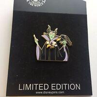 DisneyShopping.com - Pin Traders Series - Maleficent LE 250 Disney Pin 59151