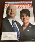 MCCAIN & PALIN  Newsweek Magazine August 29, 2008          Convention Issue