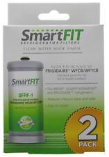 SmartFIT SFRF-1 Refrigerator Filters Frigidaire WF1CB /WFCB Replacement -2 Pack