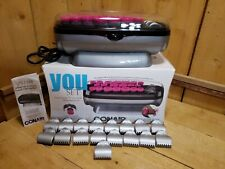 Conair Xtreme Instant Heat Multi-Size Hot Rollers 20 Rollers & Heated Clips 2011