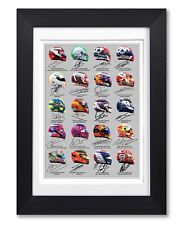 F1 FORMULA ONE 2020 ALL DRIVERS TEAMS 1 SIGNED POSTER PRINT PHOTO AUTOGRAPH GIFT