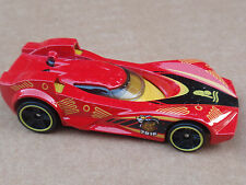 2016 Hot Wheels SCOOPA DI FUEGO 237/250 Games LOOSE Red