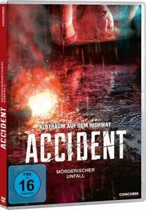 Accident - Mörderischer Unfall - DVD / Blu-ray - *NEU*