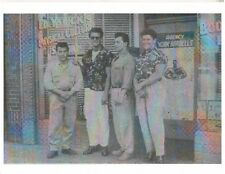 Dom Juliano/STEVE REEVES/Marvin Eder/Dave In Front Of Ed Yarick's Gym Photo B&W