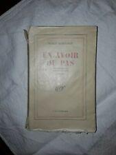 """Hemingway """"En avoir où pas"""" NRF Gallimard 1948"""