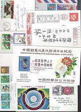 CHINA HON KONG SINGAPORE KOREA JAPAN MALAYSIA 1960s 80s LARGE COLLECTION OF 50
