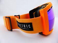 Electric EG2.5 Snow Goggles BIOHAZARD - Bronze/Blue Chrome + Light Green Lens
