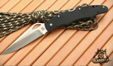 """Russian Tactical EDC Folding knife """"Сop"""" Steelclaw knives (D2 steel)"""