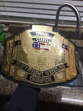 1999 WCW United States Heavyweight Championship Belt Replica,Adult.
