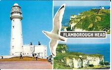 Yorkshire: Flamborough Head - Multiview - Unposted c1974