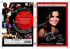Rare And Unseen - Cheryl Cole (DVD, 2011) NEW ITEM