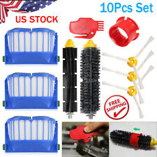 Vacuum Filter Brush Cleaner Replacement Parts for iRobot Roomba 600 500 series