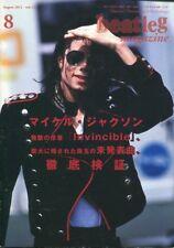 BEATLEG BOOK JAPAN - MICHAEL JACKSON - JAPANESE BOOTLEG MAGAZINE 2011