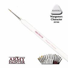 Army Painter Character Wargamer Brush Painting Supplies TAP BR7006