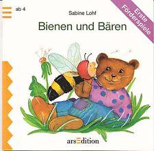 Lohf, Sabine – Bienen und Bären - arsEdition VORSCHULE