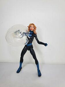 """Marvel Legends 6"""" INVISIBLE WOMAN Figure Fantastic 4 Super Skrull BAF Wave Sue"""