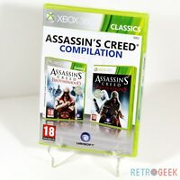 Assassin's Creed Compilation Brotherhood Revelations [VF] Xbox 360 NEUF Blister