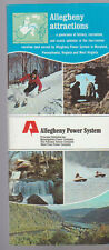 Allegheny Attractions Allegheny  Power Systems Power Company 1970s