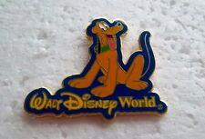 *~*Disney Wdw Pluto Search For Imagination Event Name Drop Series Pin*~*