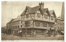 Hereford, Old House PPC, 1929 PMK, By Photochrom